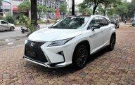 Cần bán xe Lexus RX 350 đời 2016 F-Sport, màu trắng, nhập khẩu nguyên chiếc giá 4 tỷ 350 tr tại Hà Nội
