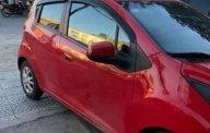 Cần bán gấp Chevrolet Spark năm 2013, màu đỏ, nhập khẩu nguyên chiếc số tự động giá 250 triệu tại Đà Nẵng