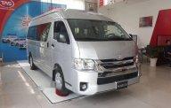 Bán Toyota Hiace 3.0 MT đời 2018, màu bạc, xe nhập, giá chỉ 999 triệu giá 999 triệu tại Tp.HCM