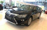 Cần bán Toyota Camry 2.5Q sản xuất năm 2018, màu đen giá 1 tỷ 302 tr tại Hà Nội