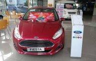 Bán ô tô Ford Fiesta 1.5L AT Titanium năm sản xuất 2018, màu đỏ, giá tốt giá 485 triệu tại Tp.HCM