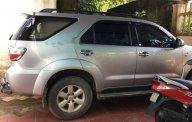 Bán Toyota Fortuner năm sản xuất 2010, màu bạc chính chủ, 629 triệu giá 629 triệu tại Thái Nguyên