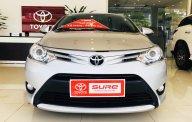Bán xe Toyota Vios E MT 2016, đăng ký 2017, màu bạc giá 495 triệu tại Hà Nội