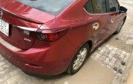 Bán Mazda 3 FaceLift 1.5AT màu đỏ đô, số tự động bản Sedan, sản xuất 2017, biển Sài Gòn giá 676 triệu tại Tp.HCM