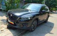 Cần bán gấp Mazda CX 5 năm sản xuất 2016, màu đen chính chủ giá 850 triệu tại Tp.HCM