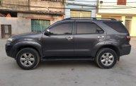 Bán xe Toyota Fortuner G sản xuất 2011, màu xám (ghi) giá 655 triệu tại Hà Nội