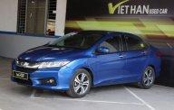 Bán Honda City 1.5AT đời 2015, màu xanh lam giá 506 triệu tại Tp.HCM