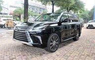 Cần bán xe Lexus LX 570 đời 2018 mới 100%, màu đen, nhập khẩu nguyên chiếc giá 9 tỷ 160 tr tại Hà Nội
