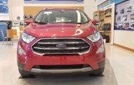 Bán Ford EcoSport Titanium 1.0 Ecoboost 2018, màu đỏ, giao xe ngay, hỗ trợ trả góp - LH: 0941921742 giá 679 triệu tại Hưng Yên