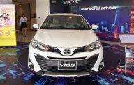 Bán Toyota Vios 1.5G CVT sản xuất năm 2018, màu trắng giá 606 triệu tại Hà Nội