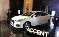 Cần bán Hyundai Accent đời 2018, màu trắng giá 435 triệu tại Tp.HCM