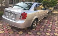 Cần bán lại xe Daewoo Lacetti sản xuất năm 2004, màu bạc chính chủ giá 132 triệu tại Hà Nam