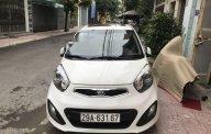 Bán xe Kia Morning sản xuất năm 2011, màu trắng, nhập khẩu giá 330 triệu tại Hà Nội