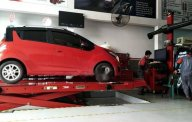 Cần bán Chevrolet Spark năm sản xuất 2015, màu đỏ chính chủ giá 300 triệu tại Tp.HCM