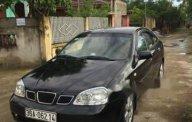Cần bán xe Daewoo Lacetti 2005, màu đen xe gia đình, giá tốt giá 148 triệu tại Thanh Hóa