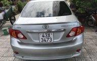 Cần bán gấp Toyota Corolla Altis 2010, màu bạc chính chủ giá 550 triệu tại Đà Nẵng