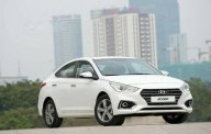 Bán xe Hyundai Accent đời 2018, màu trắng, giá tốt giá 499 triệu tại Tp.HCM
