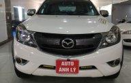 Bán Mazda BT 50 2.2MT năm 2017, màu trắng, nhập khẩu   giá 575 triệu tại Phú Thọ