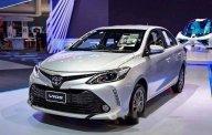 Bán xe Toyota Vios 1.5G AT sản xuất 2018, màu bạc giá 606 triệu tại Hà Nội