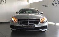 Bán Mercedes-Benz E200 2018 màu bạc, ưu đãi chính hãng tốt nhất giá 2 tỷ 60 tr tại Tp.HCM