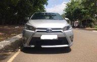 Cần bán gấp Toyota Yaris sản xuất năm 2014, màu bạc, 540 triệu giá 540 triệu tại Tp.HCM