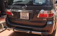 Cần bán Toyota Fortuner đời 2010, màu xám giá 640 triệu tại Tp.HCM