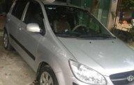 Bán ô tô Hyundai Getz đời 2010, màu bạc giá 220 triệu tại Hòa Bình