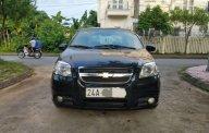Cần bán lại xe Chevrolet Aveo sản xuất 2012, màu đen còn mới giá 219 triệu tại Hải Dương