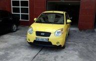 Cần bán xe Kia Morning SLX 2008, màu vàng, nhập khẩu số tự động giá 239 triệu tại Thái Bình
