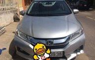 Bán xe Honda City đời 2015, màu bạc ít sử dụng, giá tốt giá 485 triệu tại Bình Định