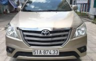 Bán ô tô Toyota Innova 2014 xe gia đình, giá chỉ 585 triệu giá 585 triệu tại Tp.HCM