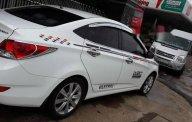 Bán Hyundai Accent đời 2012, màu trắng  giá 410 triệu tại Tp.HCM