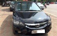 Cần bán xe Honda Civic 1.8 AT đời 2009, màu đen còn mới giá 395 triệu tại Hà Nội