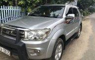 Bán Toyota Fortuner năm 2010, màu bạc xe gia đình, 615 triệu giá 615 triệu tại Đắk Lắk