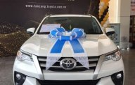 Bán xe Toyota Fortuner đời 2018, màu trắng giá tốt giá 1 tỷ 102 tr tại Tp.HCM