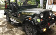 Bán Jeep CJ 1980, màu xanh lục, xe nhập, giá tốt giá 76 triệu tại Thái Bình