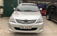Bán xe Toyota Innova G sản xuất 2011, màu bạc   giá 463 triệu tại Hà Nội