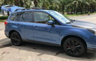 Bán xe Subaru Forester 2.0 XT, Turbo màu xanh, đăng ký 06/2017, SX: 2016 giá 1 tỷ 440 tr tại Tp.HCM