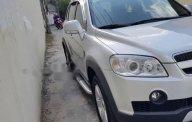 Cần bán xe Chevrolet Captiva LTZ đời 2007 màu bạc zin, odo 87.000 km giá 297 triệu tại Tp.HCM