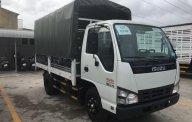 Bán xe tải Isuzu 2.4 tấn, thùng mui bạt, tại Thái Bình giá 490 triệu tại Thái Bình