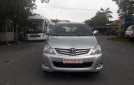 Cần bán xe Toyota Innova 2.0G đời 2011, màu bạc giá cạnh tranh giá 455 triệu tại Hà Nội