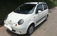 Cần bán Daewoo Matiz SE năm sản xuất 2007, màu trắng xe gia đình  giá 90 triệu tại Đồng Nai