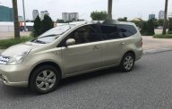 Cần bán gấp Nissan Grand livina sản xuất 2011, chính chủ, màu ghi vàng giá 260 triệu tại Hà Nội