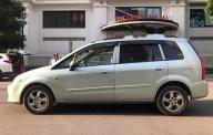 Bán lại chiếc xe 7 chỗ Mazda Premacy AT số tự động, màu xanh, đk 2004 giá 218 triệu tại Hà Nội