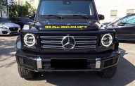 Cần bán xe Mercedes G500 sản xuất 2018, màu đen, xe nhập giá 11 tỷ 555 tr tại Tp.HCM