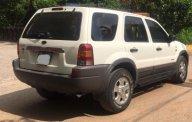 Bán ô tô Ford Escape XLT 3.0 đời 2002, màu trắng, số tự động, biển Hà Nội giá 158 triệu tại Hà Nội