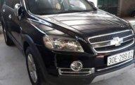 Cần bán lại xe Chevrolet Captiva LT 2.0 MT sản xuất năm 2011, màu đen chính chủ giá cạnh tranh giá 470 triệu tại Hà Nội