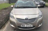 Bán Toyota Vios E sản xuất năm 2010, màu vàng số sàn, giá chỉ 295 triệu giá 295 triệu tại Hà Nội