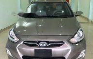Bán ô tô Hyundai Accent 2012, màu bạc giá cạnh tranh giá 375 triệu tại Thanh Hóa
