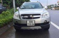 Bán Chevrolet Captiva LT 2008, màu bạc số sàn giá 285 triệu tại Hà Nội